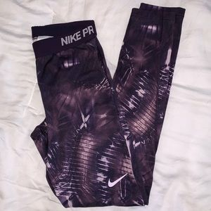 Nike Other - NIKE PRO LEGGINGS
